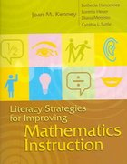 Literacy Strategies for Improving Mathematics Instruction 1st Edition 9781416602309 1416602305