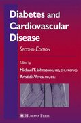 Diabetes and Cardiovascular Disease 2nd edition 9781588294135 1588294137