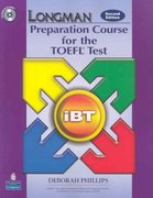 Longman Preparation Course for the TOEFL Test 2nd edition 9780132056922 0132056925
