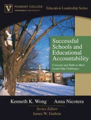 Successful Schools and Educational Accountability 1st edition 9780205474783 0205474780
