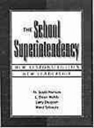 The School Superintendency 1st edition 9780205159338 0205159338