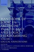 Handbook of Logic in Artificial Intelligence and Logic Programming 0 9780198537458 019853745X