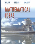 Mathematical Ideas 9th edition 9780321043245 0321043243