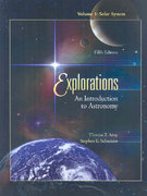Explorations: an Introduction to Astronomy 5th Edition 9780077234072 0077234073
