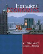 International Economics 0 9780130172761 0130172766