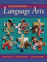 Integrating the Language Arts 4th Edition 9781890871840 1890871842