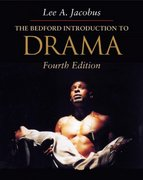 The Bedford Introduction to Drama 4th Edition 9780312255435 0312255438