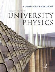 University Physics 12th edition 9780321501479 0321501470