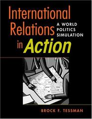 International Relations in Action 0 9781588264640 1588264645