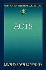 Acts 1st Edition 9780687058211 068705821X