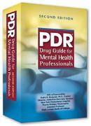 PDR Drug Guide for Mental Health Professionals 2nd Edition 9781563635113 1563635119