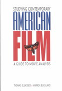 Studying Contemporary American Film 0 9780340762066 0340762063