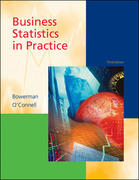 Business Statistics in Practice 3rd edition 9780072559972 0072559977