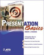 Presentation Basics 1st Edition 9781562863470 1562863479