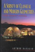 A Survey of Classical and Modern Geometries 1st Edition 9780130143181 0130143189