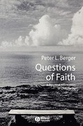 Questions of Faith 1st edition 9781405108485 1405108487