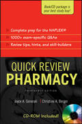 Quick Review: Pharmacy, Thirteenth Edition 13th edition 9780071446747 0071446745