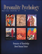 Personality Psychology 1st edition 9780072502831 0072502835