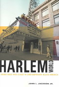 Harlemworld 1st Edition 9780226389998 0226389995