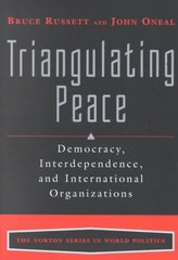 Triangulating Peace 1st Edition 9780393976847 039397684X
