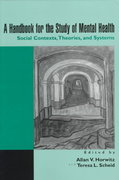 A Handbook for the Study of Mental Health 1st edition 9780521567633 0521567637