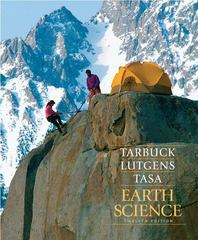 Earth Science 12th edition 9780136020073 0136020070