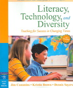 Literacy, Technology, and Diversity 1st edition 9780205389353 020538935X