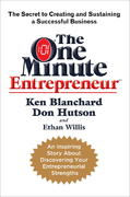 The One Minute Entrepreneur 1st edition 9780385526029 0385526024