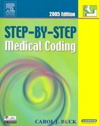 Step-By-Step Medical Coding 2005 Edition 0 9781416001294 1416001298