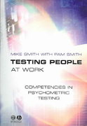 Testing People at Work 1st Edition 9781405108188 1405108185