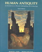 Human Antiquity 3rd edition 9781559346849 1559346841