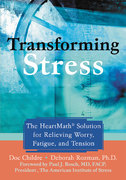 Transforming Stress 1st Edition 9781572243972 157224397X