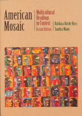 American Mosaic 2nd edition 9780395693131 0395693136