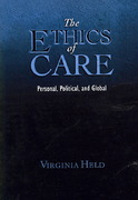 The Ethics of Care 1st Edition 9780195325904 0195325907