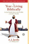 The Year of Living Biblically 1st Edition 9780743291484 0743291484