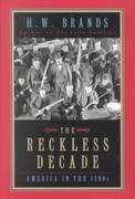 The Reckless Decade 0 9780226071169 0226071162