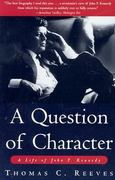 A Question of Character 1st Edition 9780761512875 076151287X