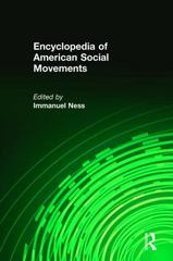 Encyclopedia of American Social Movements 0 9780765680457 0765680459