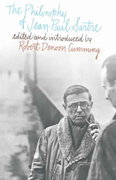The Philosophy of Jean-Paul Sartre 1st Edition 9781400076321 1400076323
