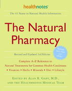 The Natural Pharmacy Revised and Updated 3rd Edition 3rd edition 9780307336651 0307336654