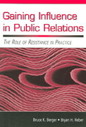 Gaining Influence in Public Relations 0 9781135605278 1135605270