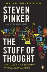 The Stuff of Thought 1st Edition 9780143114246 0143114247