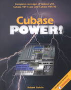 Cubase Power! 1st edition 9781929685455 1929685459