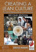 Creating a Lean Culture 2nd edition 9781439811412 1439811415