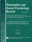 Personality and Social Psychology at the Interface 1st edition 9780805897685 0805897682