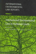 International Environmental Law in National Courts 4th edition 9780521659659 0521659655