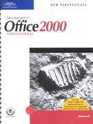 New Perspectives on Microsoft Office 2000 Professional Enhanced 2nd edition 9780619044213 0619044217