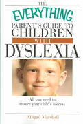Everything Parent's Guide to Children with Dyslexia 0 9781593371357 1593371357