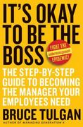 It's OK to Be the Boss 1st Edition 9780061121364 0061121363