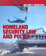 Homeland Security Law And Policy 1st Edition 9780398075835 0398075832